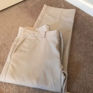Izod golf men's light khaki pants